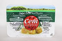 Оливки зеленые Турция соленые , размер 200/280, вес 200 гр
