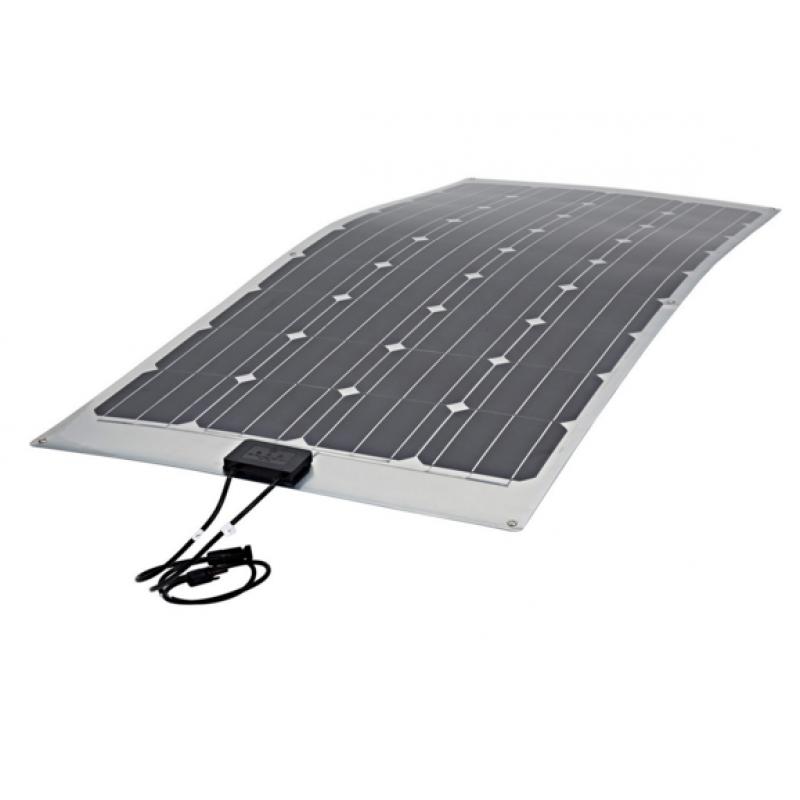 Гнучка сонячна панель для автомобіля SFM-100W (100W 12В)