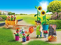 Игровой набор ПлейМобил Флорист PLAYMOBIL® Florist Playset Building Set
