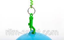 Мяч на шнуре (d 20 см, 90 г), фото 2