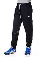 Штаны спортивные мужские темно-синие Nike 071