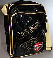 Сумка - борсетка на плечо с символикой FC Arsenal