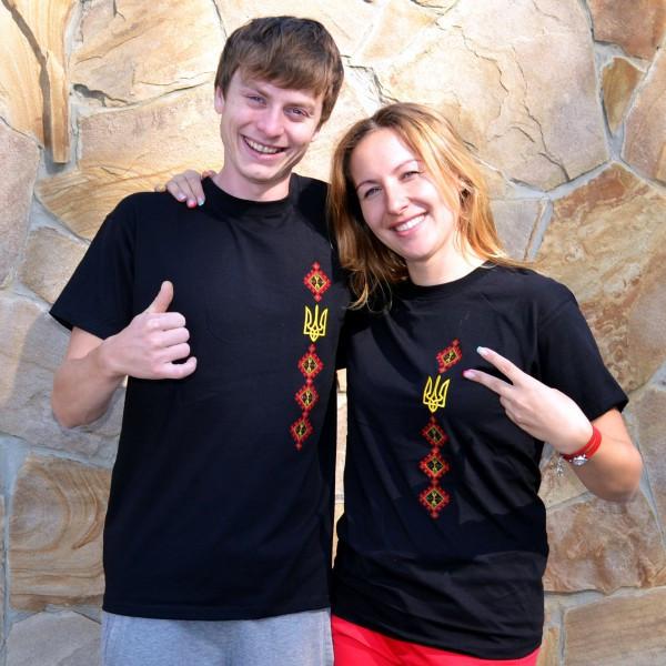 Вышитые футболки (Вишиті футболки). Товары и услуги компании