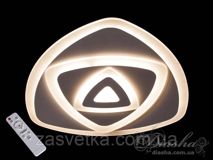Потолочная светодиодная люстра с диммером 75W MX2227-500 dimmer