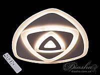 Потолочная светодиодная люстра с диммером 75W MX2227-500 dimmer, фото 1