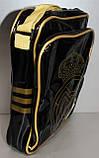 Сумка - барсетка на плече з символікою FC Реал, фото 2