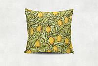 Подушка Лимон