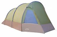 Палатка туристическая 5ти местная KILIMANJARO SS-06T-737 5м green для походов и туризма