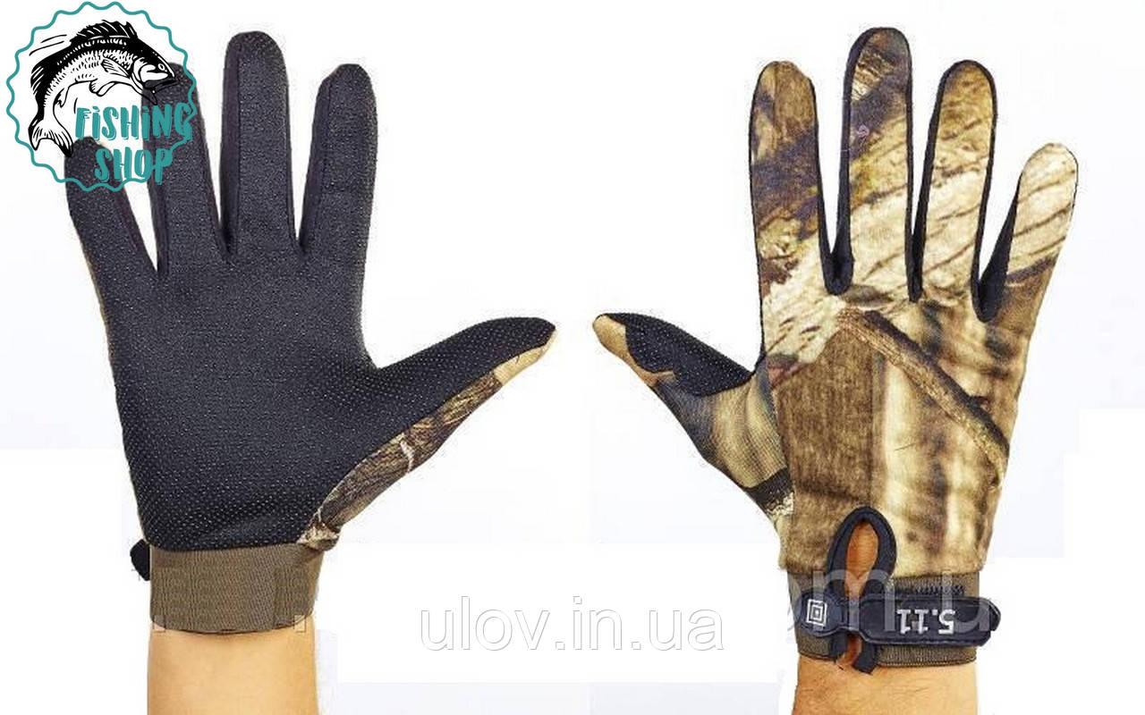 Перчатки тактические 5.11 (лес)
