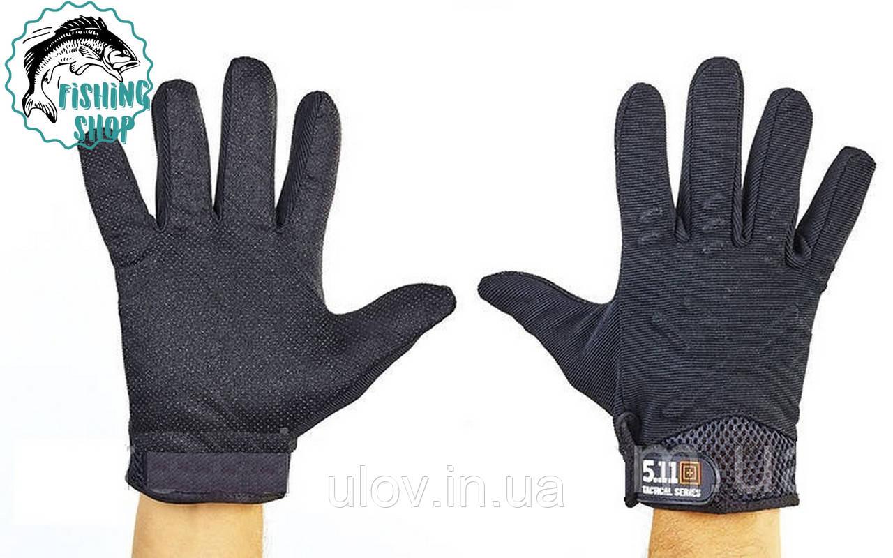 Перчатки тактические 5.11 (черный)