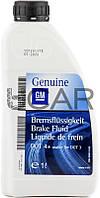 GM 1942422 Brake Fluid DOT 4+ тормозная жидкость, 1 л