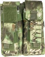 Подсумок Skif Tac для 2-х магазинов АК/AR, 2-х пистолетных (01A09-KGR)