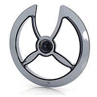 Защита передней звезды XLC CG-K01, 42-44Т,  пластик, серого цвета / защита для велосипедных звезд