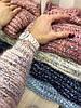 Шикарный свитер из теплых нитей ангоры и мохера. Размера: 42-44.  (0388), фото 3
