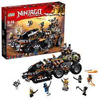 LEGO NINJAGO Стремительный странник 70654, фото 1