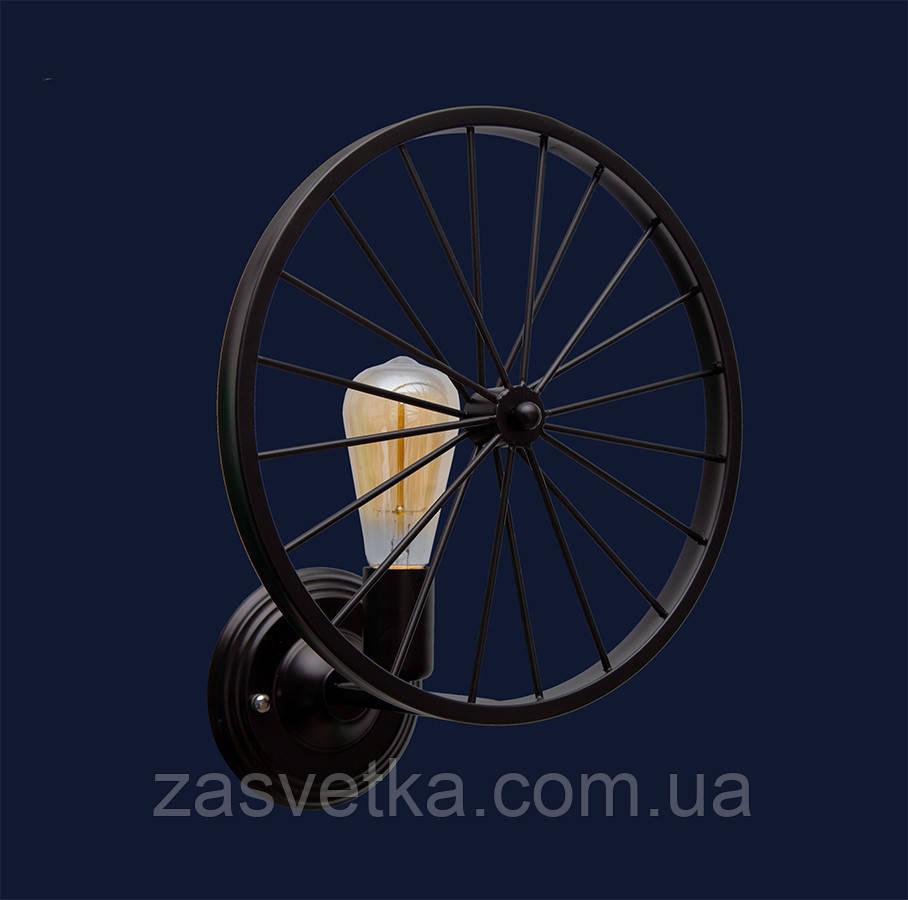 Бра лофт колесо 746WXA014-1