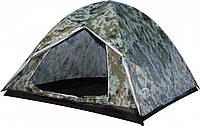 Палатка туристическая 3х местная KILIMANJARO SS-06Т-112-2 3м для походов и туризма