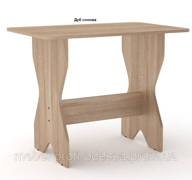 Кухонный не раскладной стол КС-1 Компанит 598х900х716