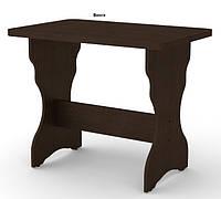 Кухонный не раскладной стол КС-2 Компанит 600х900х716
