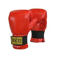 Перчатки снарядные кожаные BENLEE BELMONT (red)