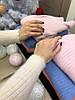 Теплый свитер из нежной ангоры украшен рельефной вязкой. Размера: 42-44. Цвета разные. (0366), фото 10