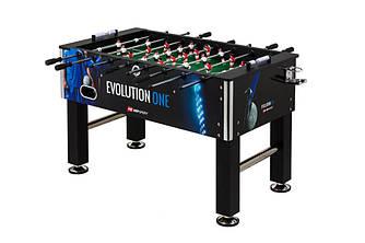 Настольный футбол игровой, профессиональный Evolution one для дома