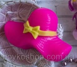 Форма пластиковая  Шляпка женская