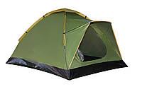 Палатка туристическая 2х местная KILIMANJARO SS-06Т-031 2м для походов и туризма
