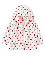Детская кофта с капюшоном для девочки  2 года