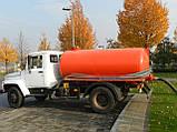 Выкачка автомойки с размывкой Киев, фото 2