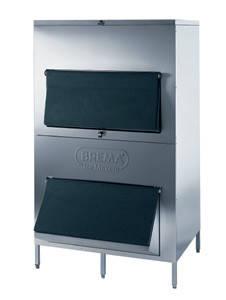 Бункер для льда Brema Bin550VDS