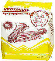 """Крохмал кукурузный сухой """"Сто пудов"""", 400г"""