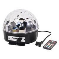Диско шар MP3 Magic Bull 220V