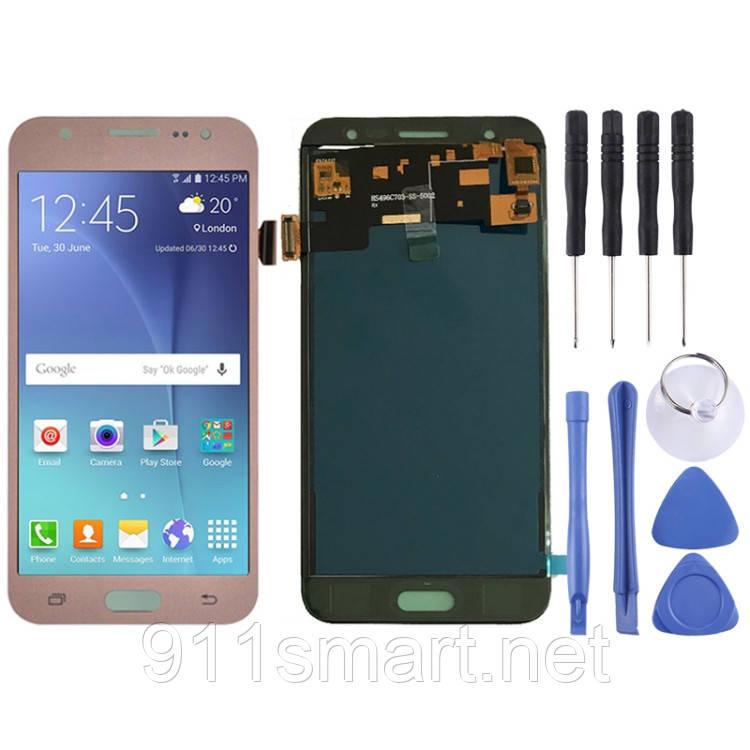 Дисплейный модуль, тачскрин Samsung Galaxy J5 2015 год j500fn, j