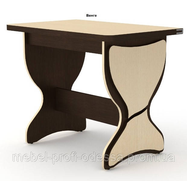 Кухонный раскладной стол КС-4 Компанит 590х900х732