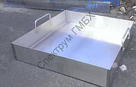 Ящик 600х400х100 с ручками для заморозки рыбы