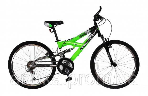 Велосипед Comanche Indigo DS 2014