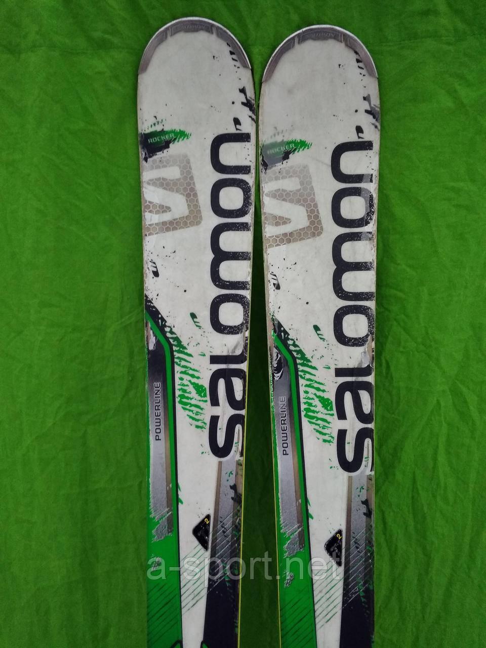 Salomon Enduro XT 800 175 см гірські лижі, експертний універсал, 2014p