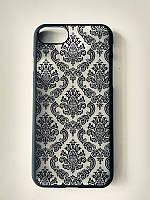 Чехол накладка Винтаж для Apple iPhone 7 Черный 145013, КОД: 136191