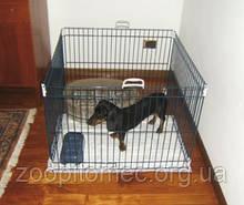 Вольєр-загін огорожу з дверцями для собак, цуценят Dog Training Дог Тренінг