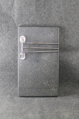 "КЕН-Рушникосушарка ""Кватро"" графітовий 1114RS1KV823, фото 2"