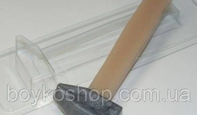 Форма пластиковая Молоток