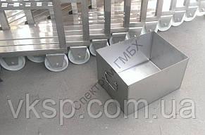 Ящик 400х300х300 с ручками для мяса