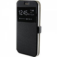 Чехол-книжка Modern Style с окном для Huawei Y5-2 Black 235205, КОД: 136244