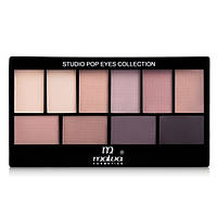Тени для век Malva Eye Shadow Set Secret World М 460 № 02