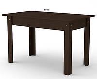 Кухонный раскладной (раздвижной) стол КС-5 Компанит 700х1200х736
