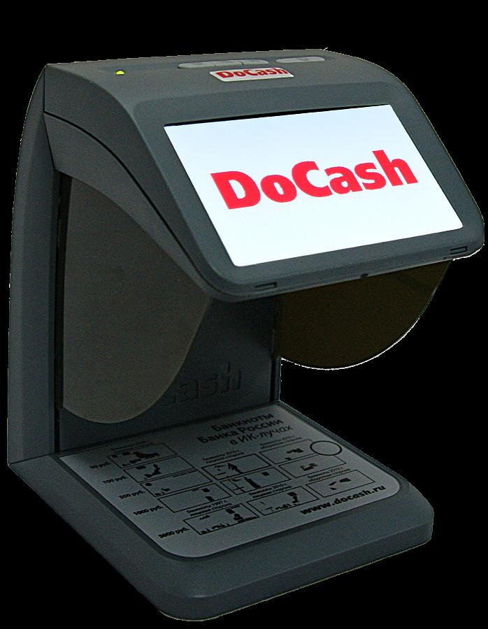 Детектор валют DoCash mini IR/UV/AS