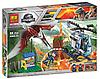 Конструктор Bela 10918 Мир Юрского периода Побег птеранодона (аналог Lego Jurassic World 10756)