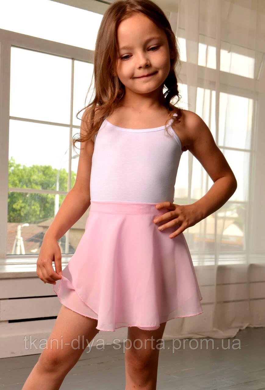 Хитон розовый (юбка на завязках)