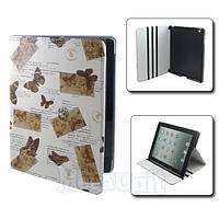 Чехол-папка butterfly для Apple iPad 2/3/4 brown, фото 1